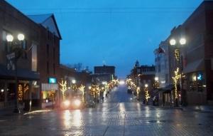 Rainy Court St