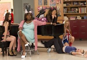 Glee'sSpiceGirls4x17