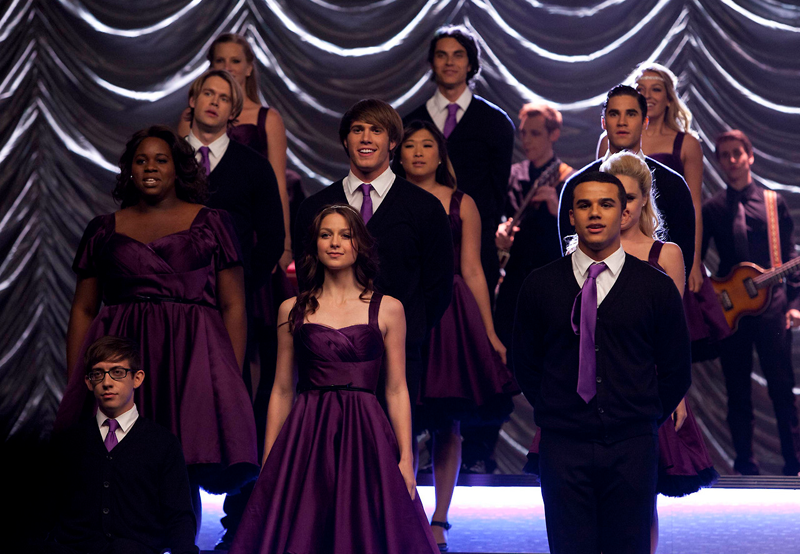 TV: 'Glee' season four ends on a sour note | thepostculture