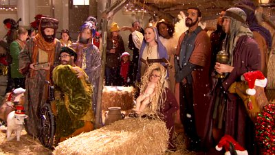 glee nativity