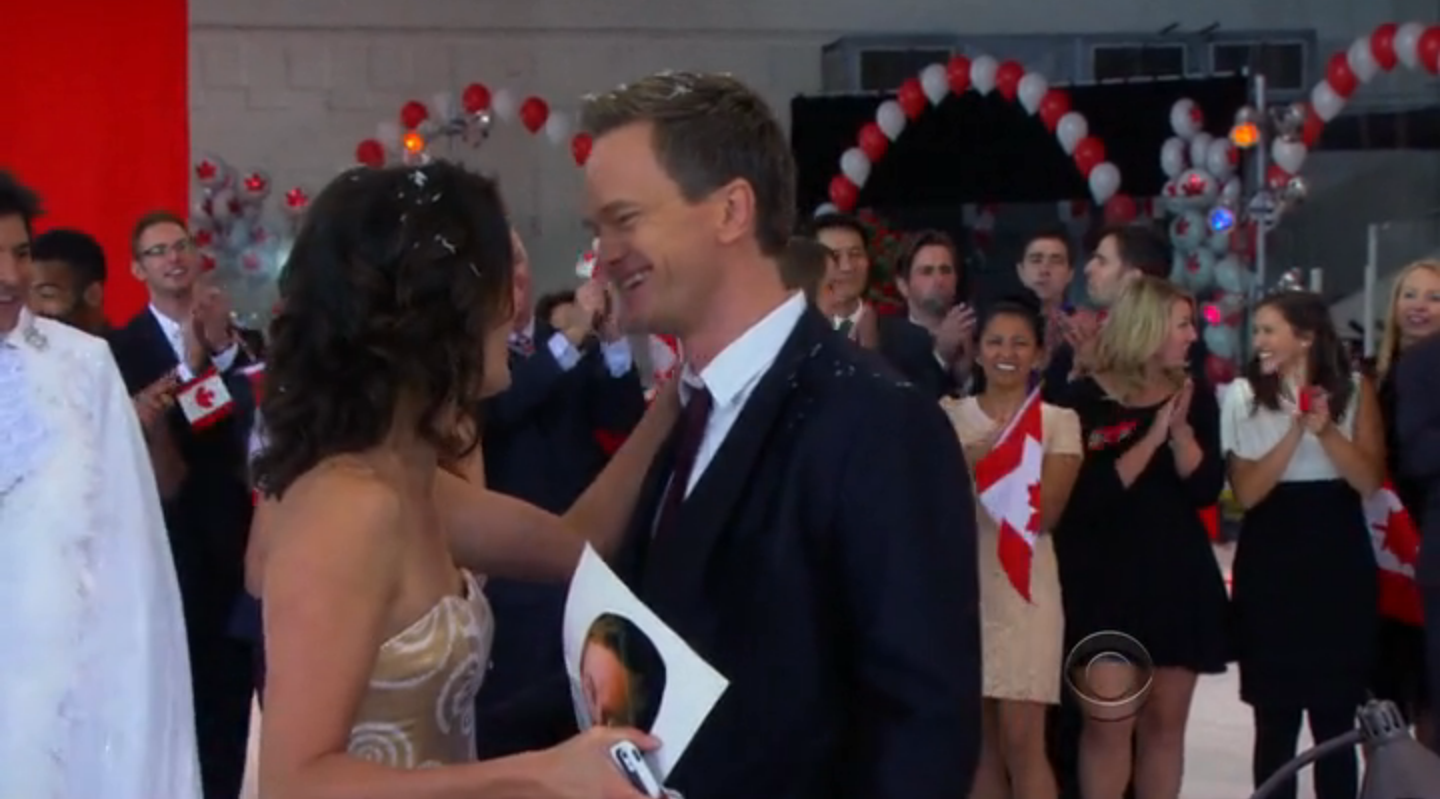 TV: 'How I Met Your Mother' can even make a laser tag